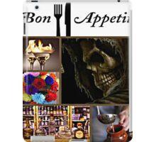 Bon appetit iPad Case/Skin