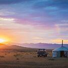 Nomad Life by Ruben D. Mascaro