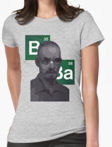 Heisenburg Womens Fitted T-Shirt