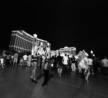 A Night on the Strip by RZSImages