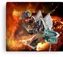 """""""Lego Hell for Kevin.........""""  Canvas Print"""