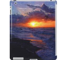 Sunrise Over The Atlantic Ocean iPad Case/Skin