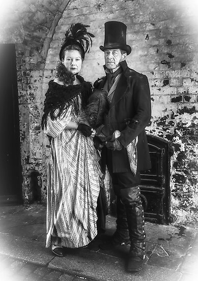 Victorian Couple by Patricia Jacobs CPAGB LRPS BPE4
