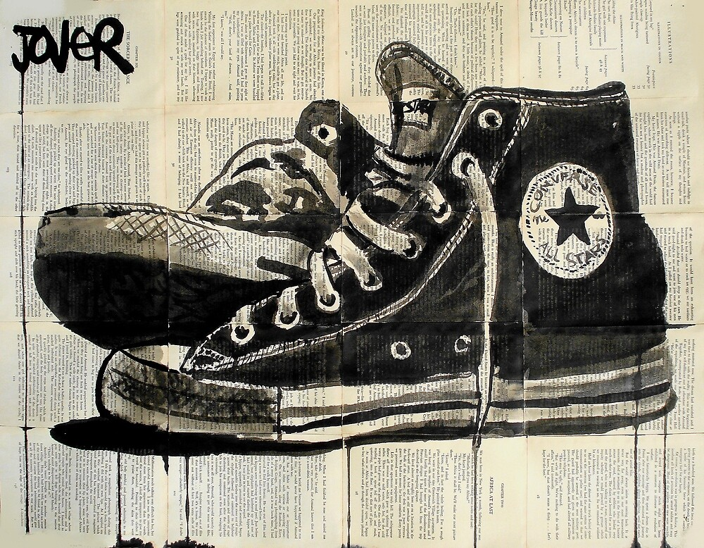 all stars by Loui  Jover