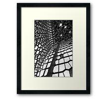 Harpa Framed Print