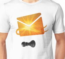 Power hungry emails Unisex T-Shirt
