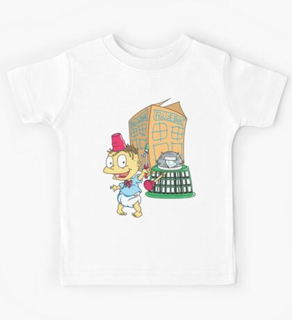 Tommy Who Kids Tee
