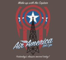 American Airwaves by Art-Broken