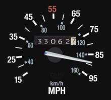 88 Miles Per Hour! Kids Tee
