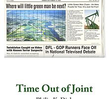Time Out of Joint - Little Green Man by PaliGap