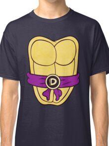 Donatello Costume Teenage Mutant Ninja Turtles Classic T-Shirt