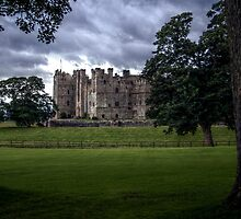 Northeast England Castles & Architecture In HDR by Andrew Pounder