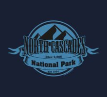 North Cascades National Park, Washington Baby Tee