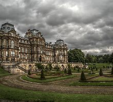 Bowes Museum by Andrew Pounder