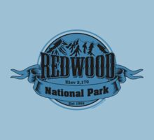 Red Wood National Park, California Kids Clothes