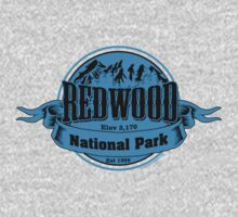 Red Wood National Park, California One Piece - Long Sleeve
