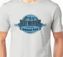 Rocky Mountains National Park, Colorado Unisex T-Shirt