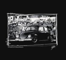 Ghettobug (B&W) by blulime