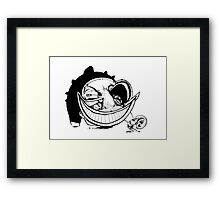 Molestation Nation by Nigel Adams Framed Print