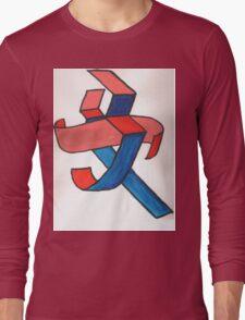Chinese Femininity  Long Sleeve T-Shirt