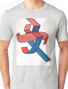 Chinese Femininity  Unisex T-Shirt