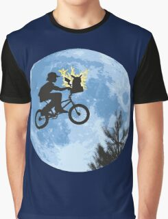 Electric Ride Graphic T-Shirt