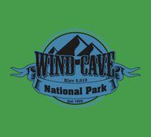 Wind Cave National Park, South Dakota Kids Clothes