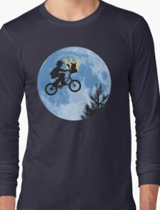 Electric Ride Long Sleeve T-Shirt