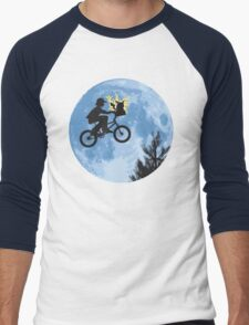 Electric Ride Men's Baseball ¾ T-Shirt
