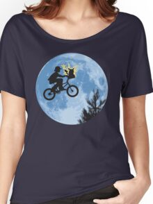 Electric Ride Women's Relaxed Fit T-Shirt
