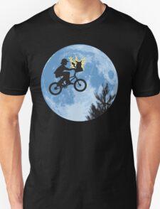 Electric Ride Unisex T-Shirt