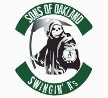 Sons Of Oakland A's by daleos