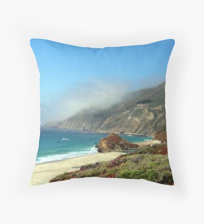 you captured my attention Throw Pillow