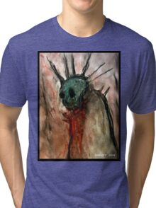 Wretched Zombie Filth Tri-blend T-Shirt