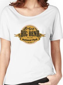 Big Bend National Park, Texas Women's Relaxed Fit T-Shirt