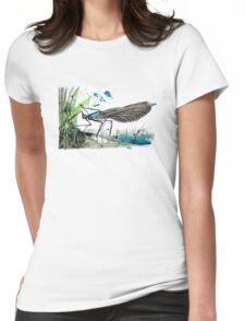 Damselfly  Womens Fitted T-Shirt