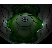 Alien Spacecraft Photographic Print