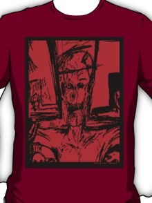 Zombie Christ (In Red) T-Shirt