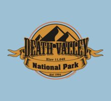 Death Valley National Park, California Baby Tee