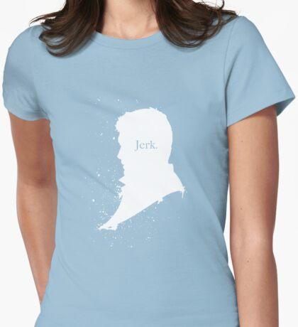 Jerk Womens Fitted T-Shirt