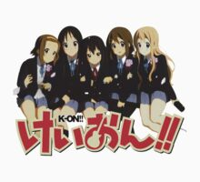 K-ON! One Piece - Short Sleeve