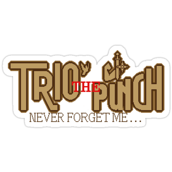 Trio the Punch (title) by obscuregames
