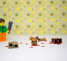 The zombie apocalypse in your front room by playwell
