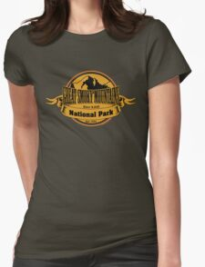 Great Smoky Mountains National Park, Tennessee Womens Fitted T-Shirt