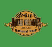 Hawaii Volcanoes National Park, Hawaii Kids Clothes