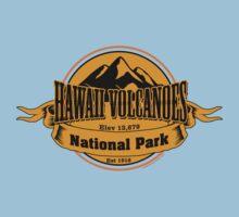 Hawaii Volcanoes National Park, Hawaii Kids Tee