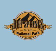 Hot Springs National Park, Arkansas Kids Tee