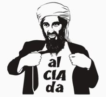 Bin Laden - CIA Operative by Immortalized