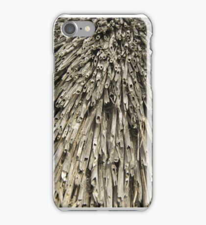 Thatch iPhone Case/Skin