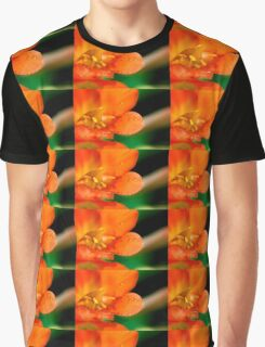 Closeup  of a flower Graphic T-Shirt